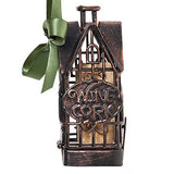 The Original CORK CAGE® - House Ornament