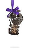 The Original CORK CAGE® - Hot Air Balloon Ornament