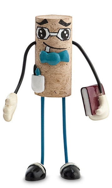 Corks Gone Wild® Collectable - Dorky Corky™