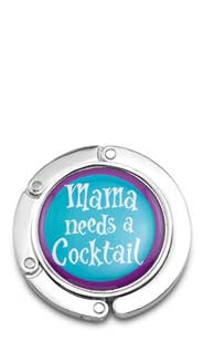 Mama Needs A Cocktail Purse Hook