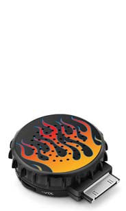 Flames Bottle Cap Speaker