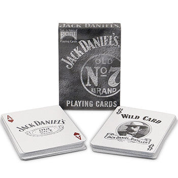 Jack Daniels® Playing Cards