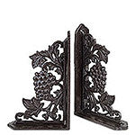 Grapevine Book Ends