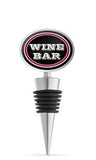 Wine Bar Enamel Bottle Stopper