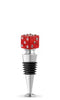 Red Dice Bottle Stopper