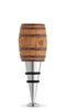 Painted Barrel Bottle Stopper