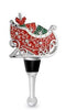 Sleigh Bottle Stopper