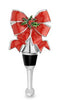 Holiday Bow Bottle Stopper