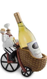Pastry Chef Bottle Holder