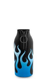 Blue Flames Neoprene Beer Bottle Epicool Beer Cooler Beer Bottle Holder