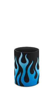 Blue Flames Neoprene Can Epicool™