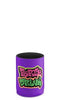 Graffiti Neoprene Can Epicool - Neon Purple - can cooler - beer can cooler - beer can holder