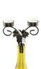 Grapevine Wine Bottle Candelabra