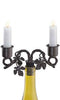 Rustic Vine Double Taper Holder Candelabra