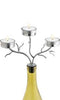 Silver Branches Candelabra - 3 Tealights