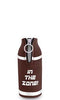 Football Neoprene Beer Bottle Epicool - bottle cooler - beer bottle cooler - beer bottle holder