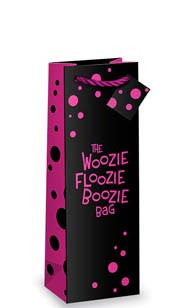 Woozie Floozie Bottle Gift Bag