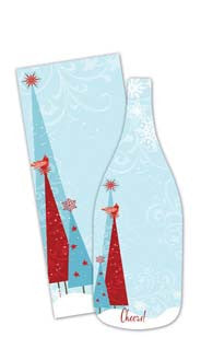First Snow Note Pad Gift Set