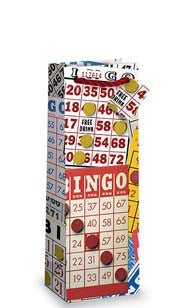 Bingo Bottle Gift Bag