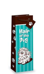 Hair of the Dog Bottle Gift Bag