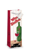 Wine Stalker Bottle Gift Bag