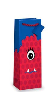 Hilda the Red Creature Bottle Gift Bag