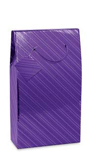 Haberdashery Double Bottle Gift Box - Violet