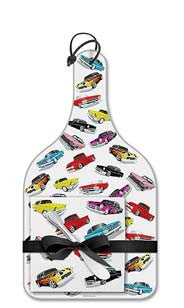 Cars Cheese Server Gift Set
