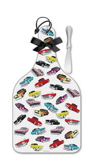 Cars Cheese Server - Large