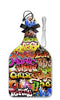 Graffiti Party Cheese Server - Large