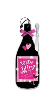 XOXO Wine Cheese Server - Regular