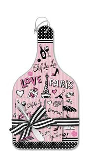 Paris Cheese Server Gift Set