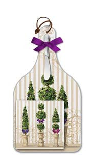 Garden Topiary Cheese Server Gift Set