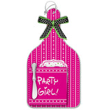 Party Girl! Cheese Server Gift Set