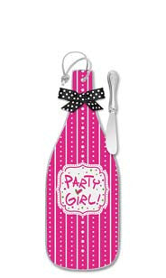 Party Girl! Cheese Server  - Regular