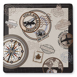 Wine Destinations Ceramic Trivet