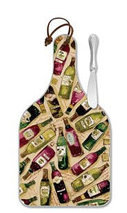 Bottles Up Cheese Server - Large