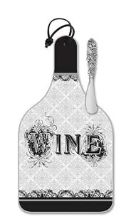 """WINE"" Cheese Server - Large"