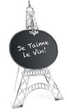 Eiffel Tower Chalkboard