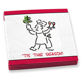 'Tis the Season Beverage Napkins
