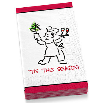 'Tis the Season Guest Towel Napkins
