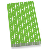 Green Stripes & Dots Guest Towel Napkins