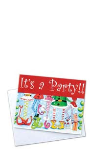Jingle My Bells - Invitations