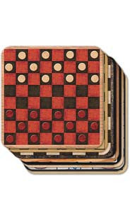 Game Boards Coasters