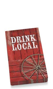 Drink Local Guest Towel Napkins