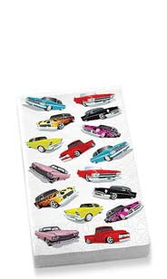 Cars Guest Towel Napkins