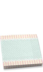 Multi-Pattern Vintage Chic Beverage Napkins