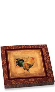 Rooster Dinner Napkins