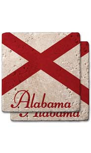 Alabama Stone Coasters