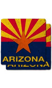 Arizona  Stone Coasters